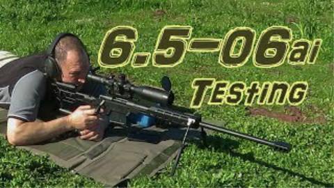 [4AW]使用雷明顿700射击1950码目标