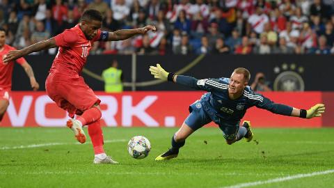 【RTL】2018年9月10日友谊赛 德国vs秘鲁(德语)