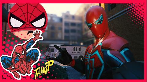 PS4《漫威蜘蛛侠》第二期 被育碧支配的恐怖