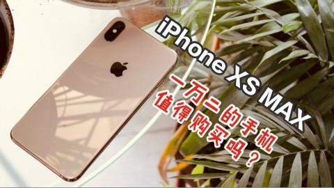 iPhone XS MAX开箱,加个双卡双待就敢卖一万二?【涛哥测评】