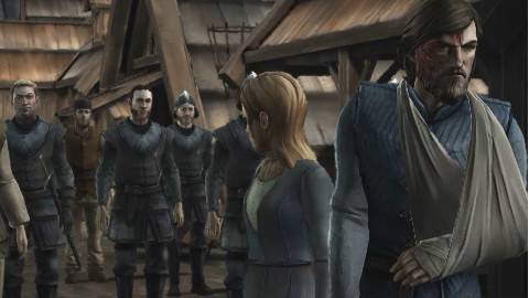 权力的游戏 第二章 失落的领主 上