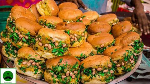 印度街头美食-康诺特广场