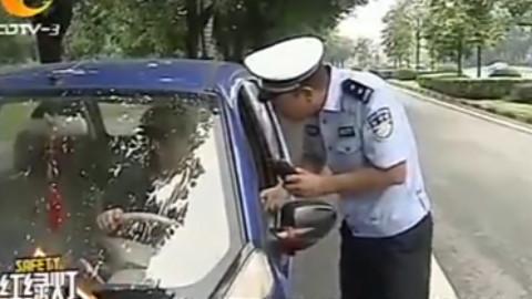 快乐源泉,交警谭警官,最搞笑的集锦