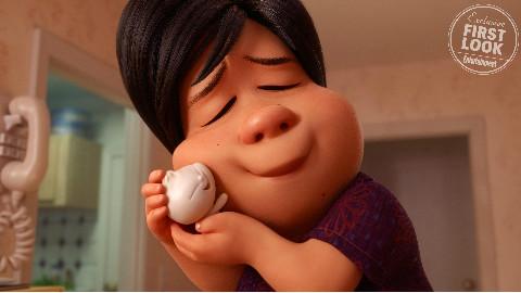 皮克斯最新中国风动画短片《包宝宝》