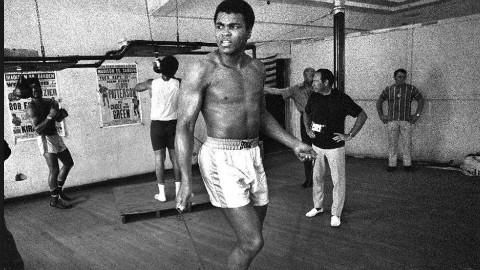 当拳击手开始跳绳,专业跳绳的都得靠边站!