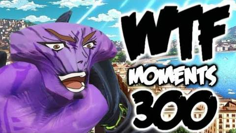 Dota 2 WTF Moments 300