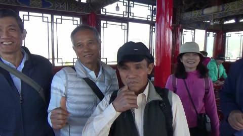台湾大叔大妈云南8日游,8天的行程剪辑成一个视频