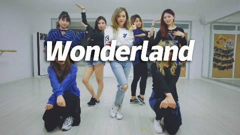 MDC翻跳《Wonderland》清新甜美春风拂面【口袋舞蹈】