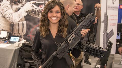 【讲堂396期】售价仅仅2700美金,美国抄袭俄罗斯,推出高颜值Origin 12霰弹枪