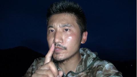 尼泊尔深山探秘亲历鬼打墙,慌乱中又遇到无人鬼船,幸亏我跑得快