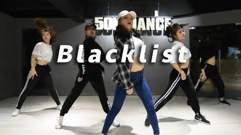 狗子翻跳《Blacklist》别眨眼一下就过【口袋舞蹈】