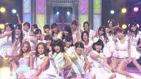 【AKB48】全盛期成员 歌曲串烧表演(怀旧)