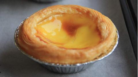 蛋挞的家常做法,步骤详细,方法简单,外酥里嫩,比买的更好吃