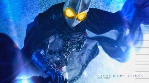 【高清剪辑新人向】E哥 假面骑士Etermal 战斗合集