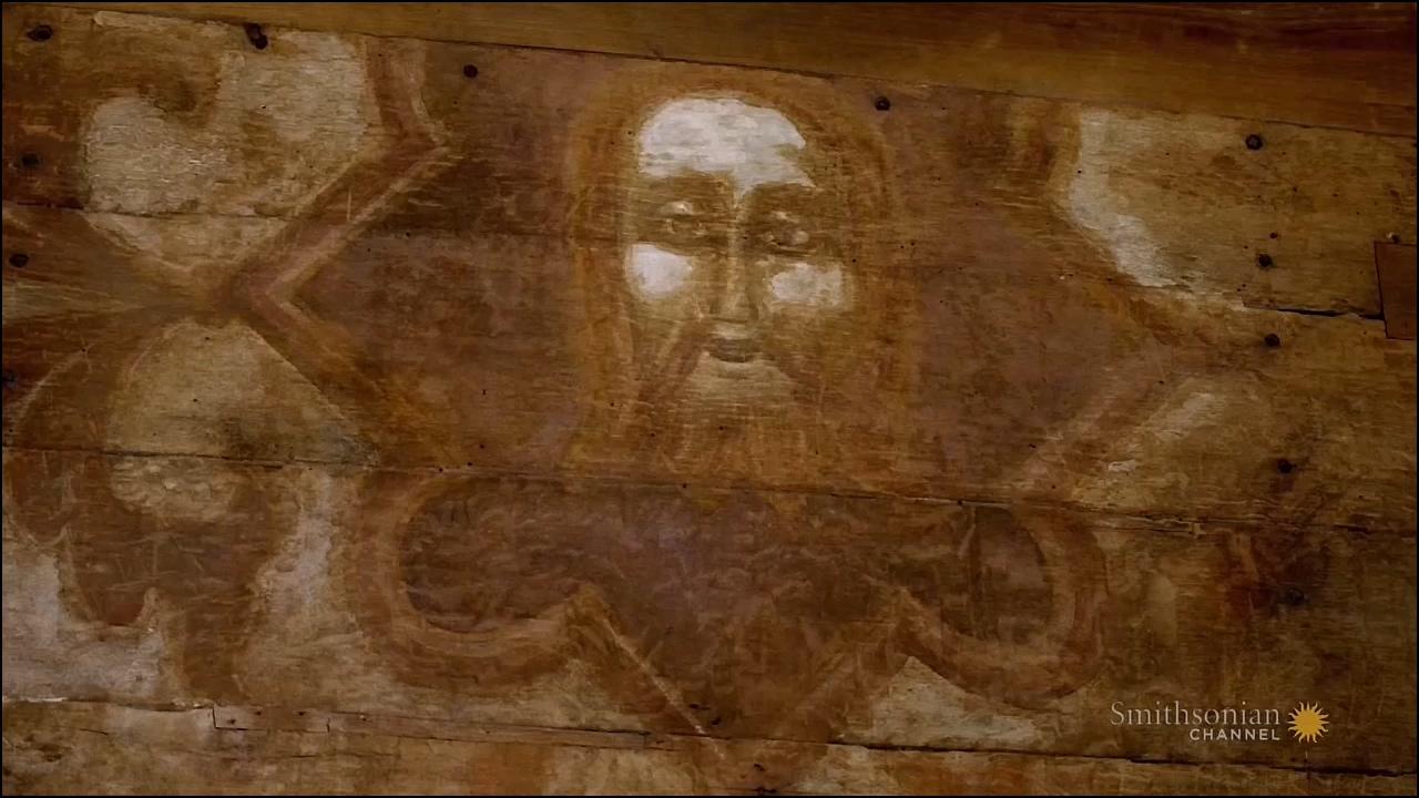 圣殿骑士团的一切都谜团重重 这幅木版画与都灵裹尸布有关吗?