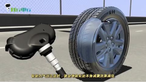 什么是胎压检测?轮胎安全要重视!