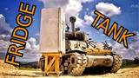 [爆破农场]站在坦克的炮口制退器边儿上会有多惨(英文无字幕)