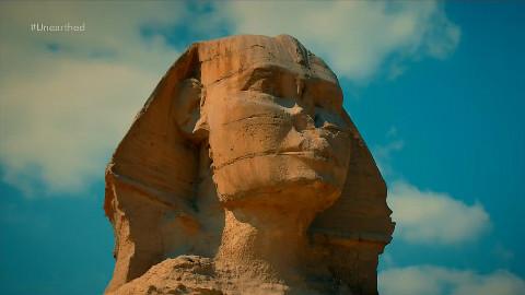 【探索频道 】揭秘狮身人面像的隐秘历史【双语特效字幕】【纪录片之家科技控】
