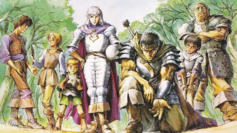 剣風伝奇ベルセルク诞生的艰辛及真正意义上黄金时代