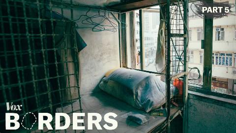 在全球房价最贵的香港实地探访香港笼屋 @柚子木字幕组