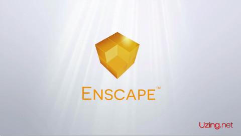 Enscape for Sketchup基础入门教程