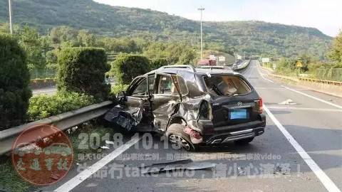 中国交通事故合集20181015:每天10分钟国内车祸实例,助你提高安全意识!