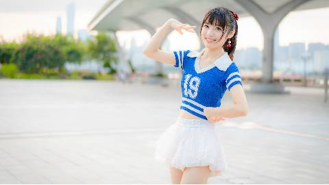 【菟籽琳】GFRIENDSunny Summer【小艺琳好孤单~】