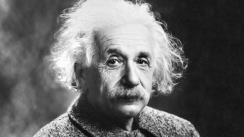 爱因斯坦手稿大猜想,究竟是什么秘密,爱因斯坦死前一定要烧掉?