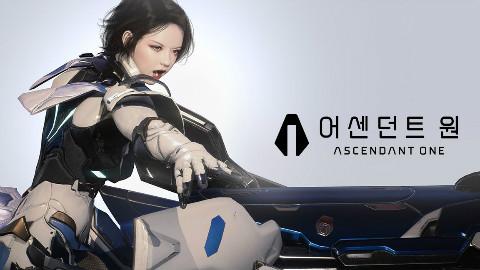 【莫扎特】韩国全新原创MOBA《Ascendant One KR 运星一号》角色细节动画