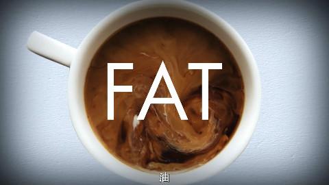 盐,脂肪,酸与热量:第一集 脂肪