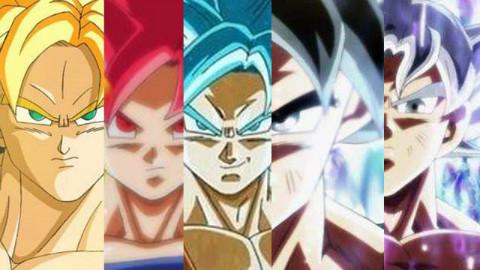 【龙珠超MAD】高燃,究極の聖戦,力量大会-限界突破!