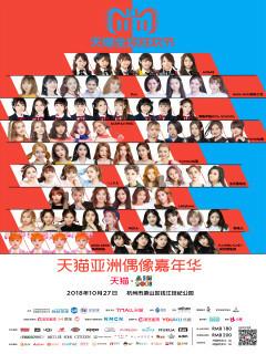 亚洲最强偶像盛会来袭!23支偶像团一网打尽