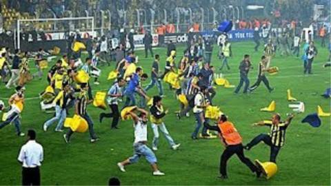 足球史上35大足球最疯狂时刻