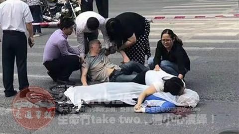 中国交通事故合集20181026:每天10分钟国内车祸实例,助你提高安全意识!