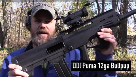 军武向导 DDI霰弹枪(基于QBZ-95)