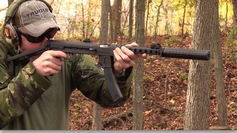 军武向导 PPS-43冲锋枪(现代化改装版)