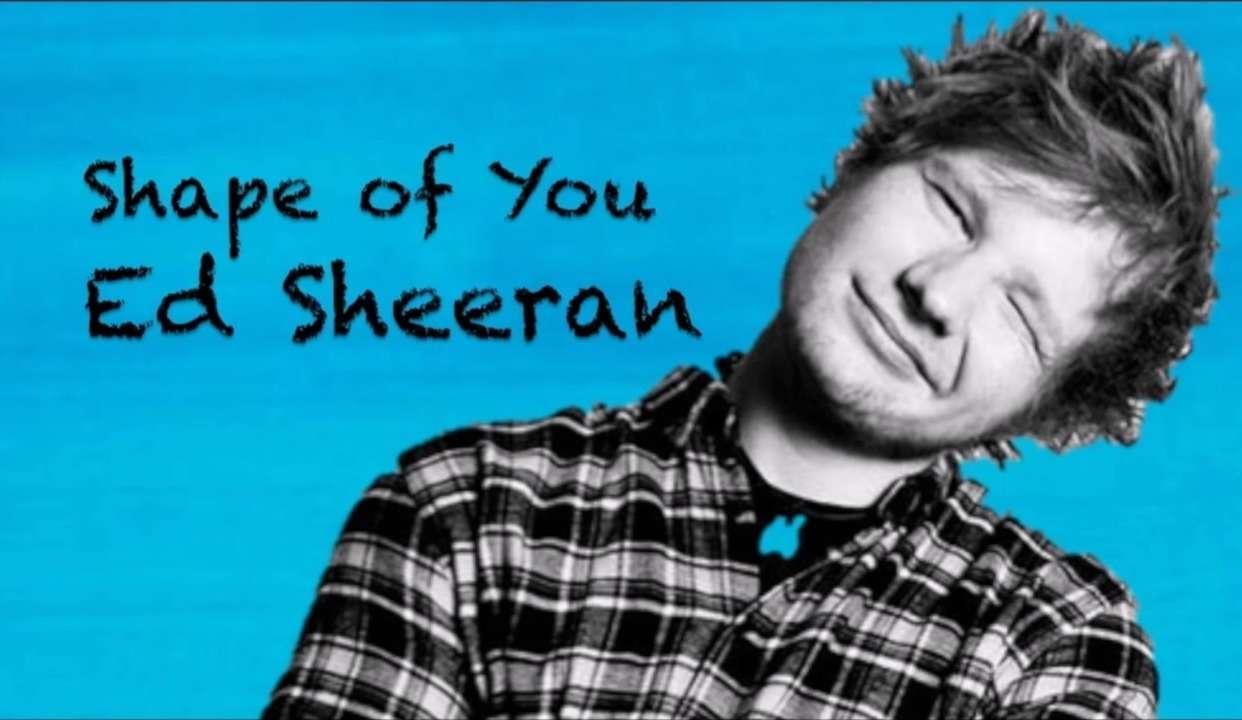 《Shape Of You》的24种唱法,简直是24首歌