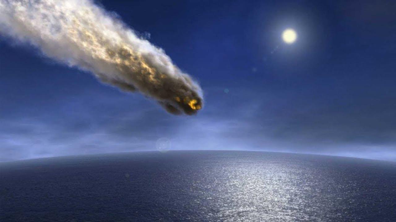 恐怖仿真:小行星撞击地球会发生什么?究竟有多可怕?