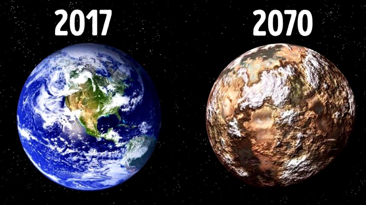 据说2070年地球将变成这个鬼样子?真的吗?点开就知道了