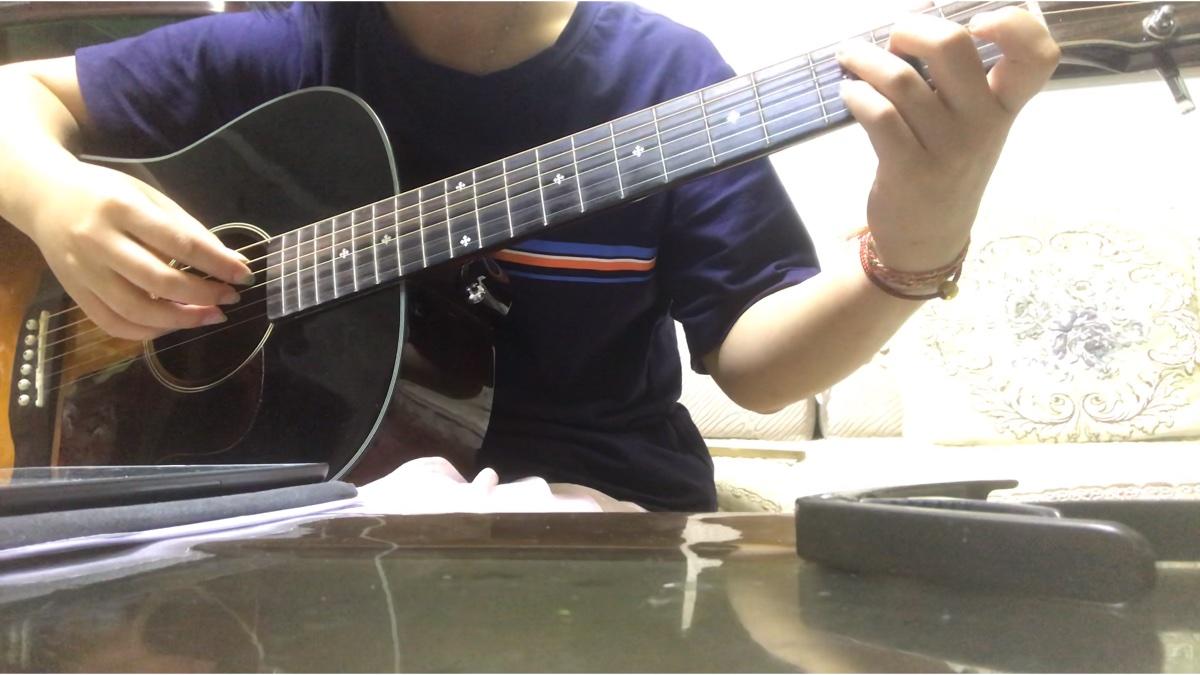 【吉他指弹】木小雅 - 可能否