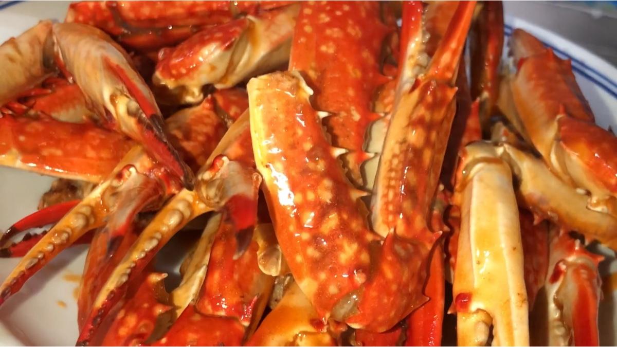 【沃有钳小海鲜】千万别吃长沙这家店的蟹钳小海鲜,实在太过瘾了