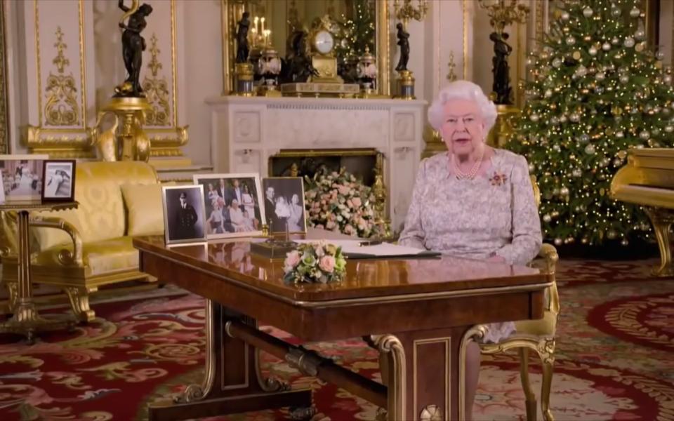 英女王风格的英式英语的口音
