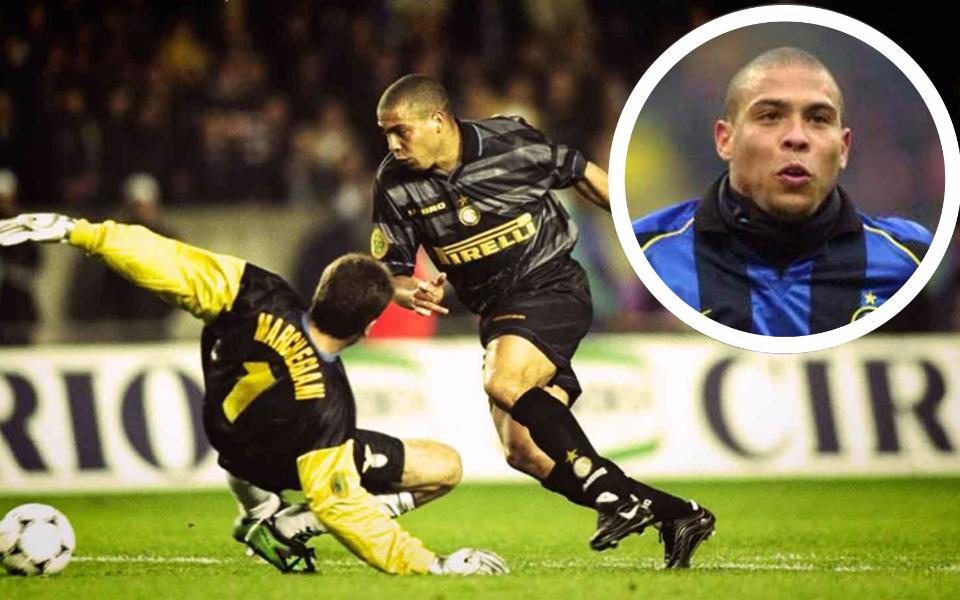 罗纳尔多退役之后,全世界的守门员终于松了一口气