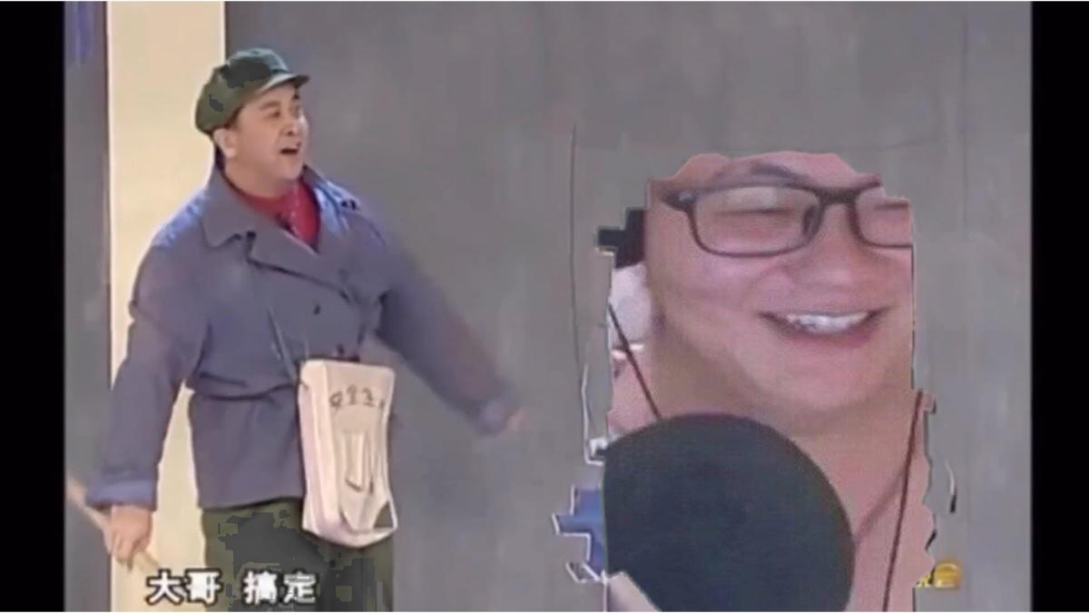 【孙笑川X乔碧萝殿下】聊天鬼才