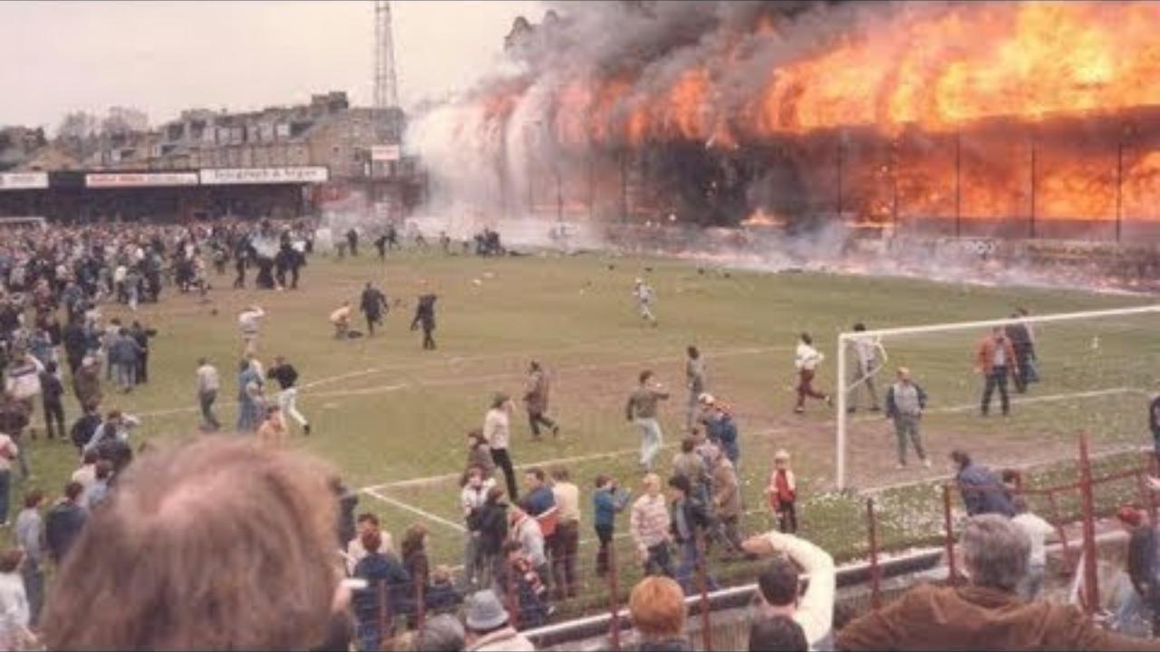 盘点足球场上有史以来发生的最为惨绝人寰的灾难