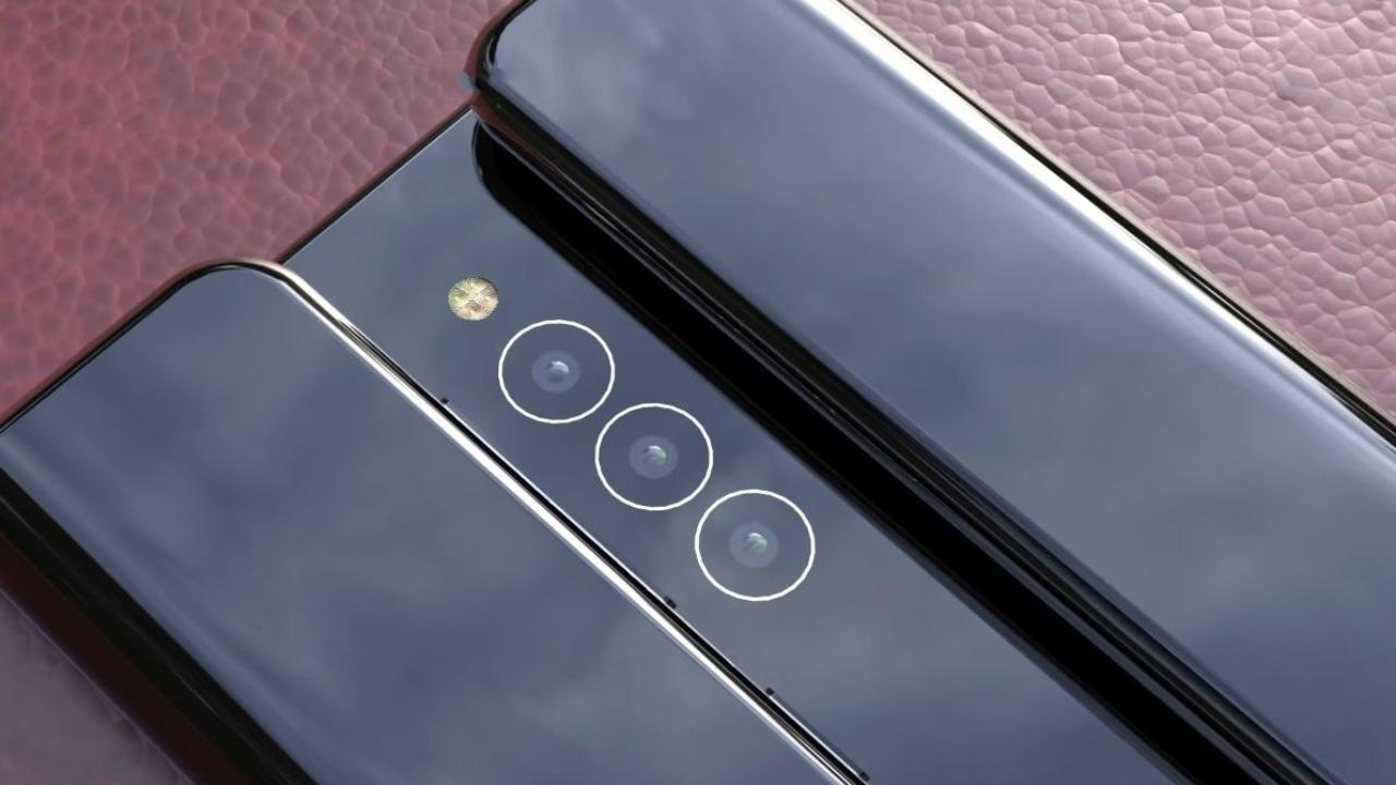 小米三段式折叠屏手机曝光,华为Mate X表示压力有点大!