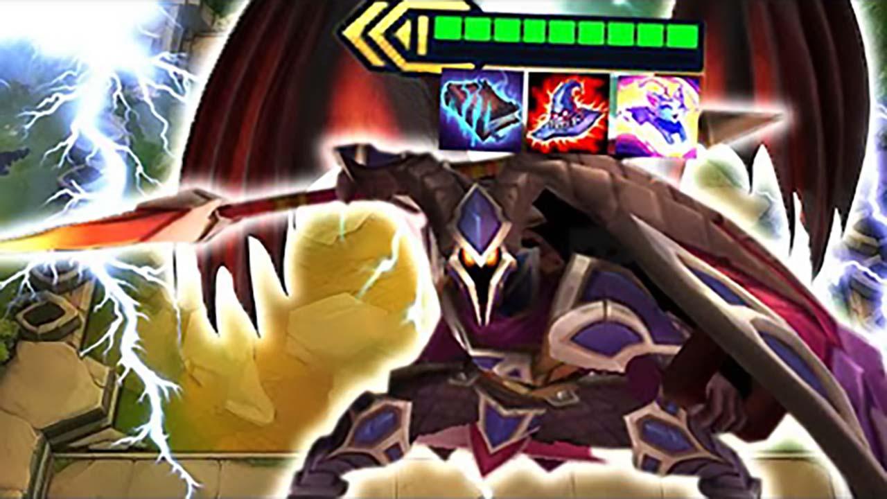 LOL:云顶之弈精彩集锦,ADC的攻速极限是多少?