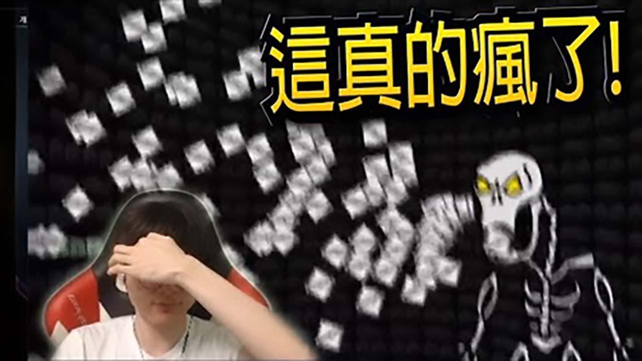 Faker直播集锦!玩小游戏玩到要换键盘?