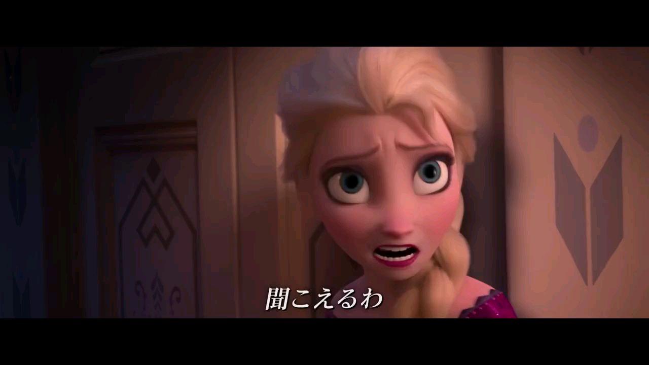 《冰雪奇缘2》日语版预告公开,松隆子和神田沙也加继续为两姐妹配音