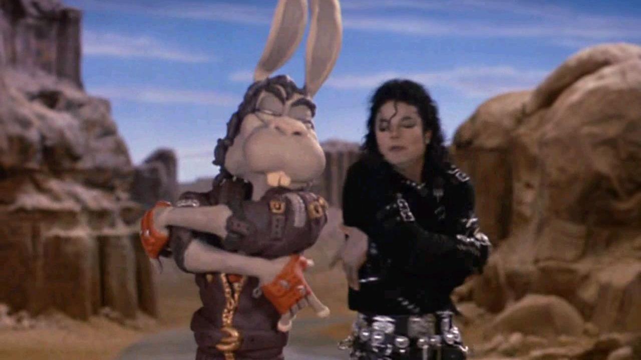 致经典:迈克尔.杰克逊和兔子跳舞完整版